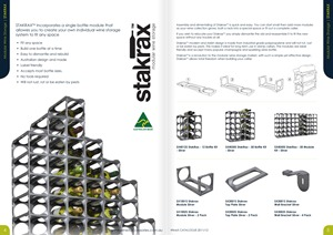 WineX Product Catalogue 2011-2012 - Stakrax Spread