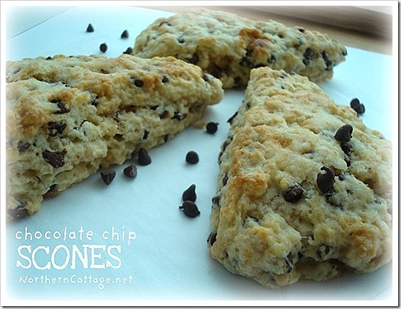 northern cottage chocolate chips scones 2