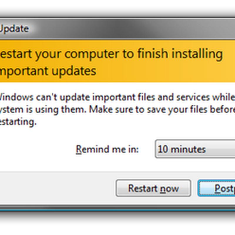 Cara mematikan/menonaktifkan Windows Update dengan mudah