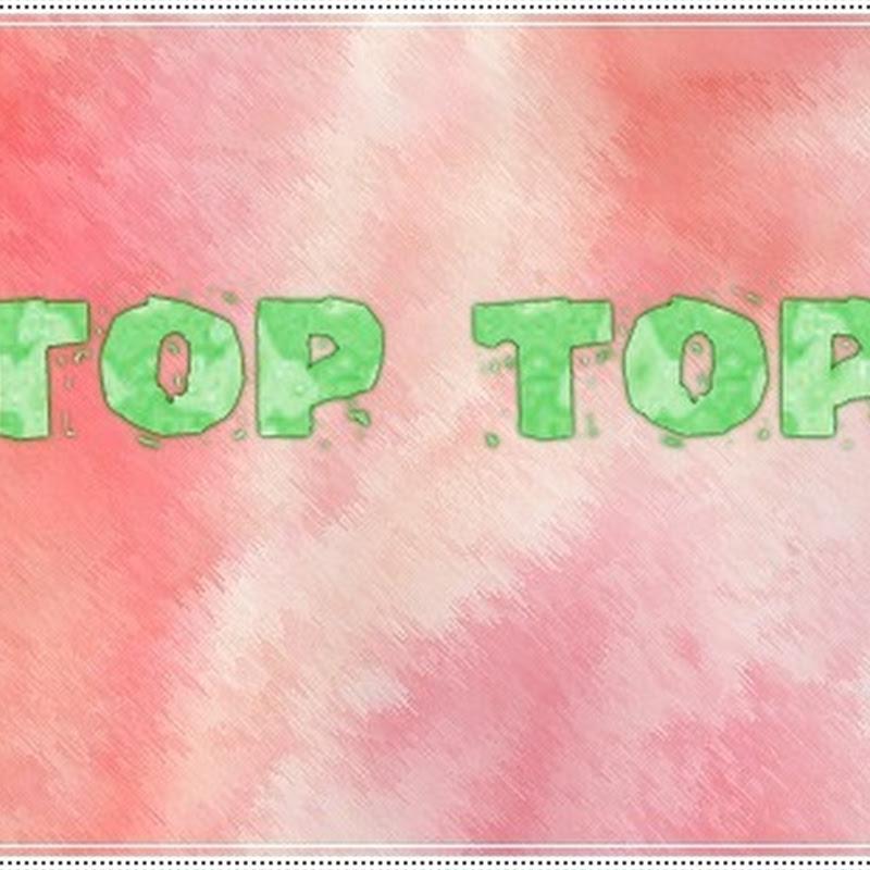 [F] TOP TOP = As melhores música da minha lista.