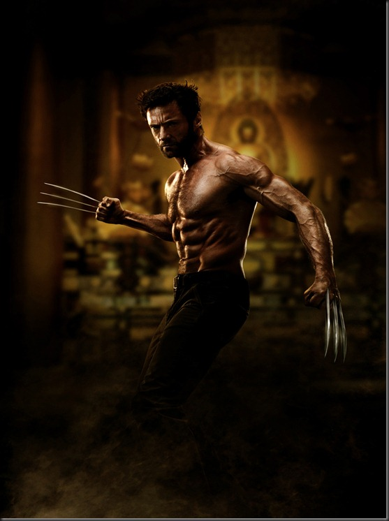THE WOLVERINE firstlookphoto