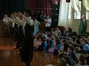 Invernada de dança no turno da tarde - Comemoração Farroupilha