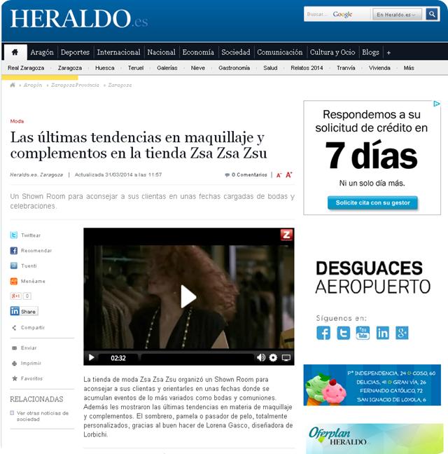 HERALDO.ES MAR14