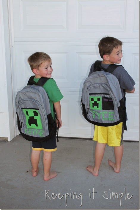 DIY Minecraft BackPack (12)