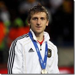 Marko Marin Uruguay v Germany 2010 FIFA World YrcK7J3SFn6l