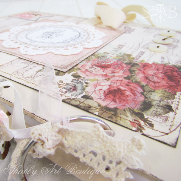 Shabby Art Boutique - Blog Planner 7