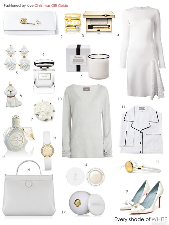 christmas gift guide white all budgets