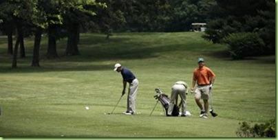 golf 10 in arow