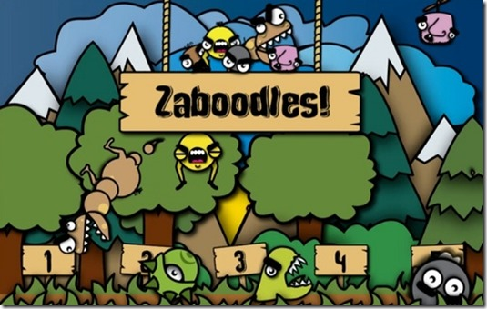 Zaboodles free indie game
