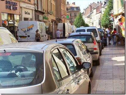 Rue de Luxembourg - Stationnement ~ 25.07.08 (2)