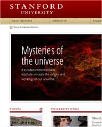 26 sitios web de universidades con diseños extraordinarios