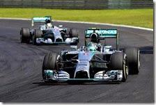 Rosberg vince il gran premio del Brasile 2014