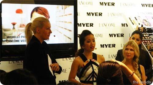 Michelle Phan Talk