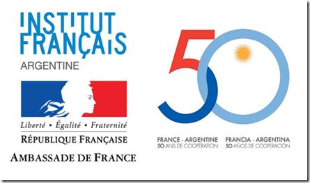 logo 50 años ambassade