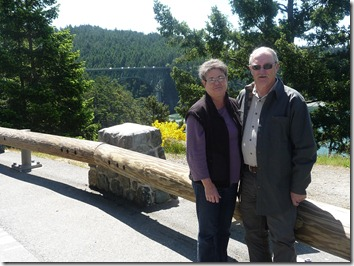 Mike and I at Deception Pass