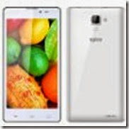 Amazon: Buy Spice Dual Sim Quad Core(1.3Ghz) Mobile – Mi 509 at Rs. 6999 only
