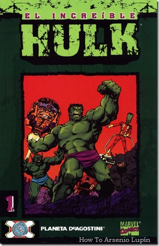 2011-12-24 - The Incredible Hulk  - Coleccionable