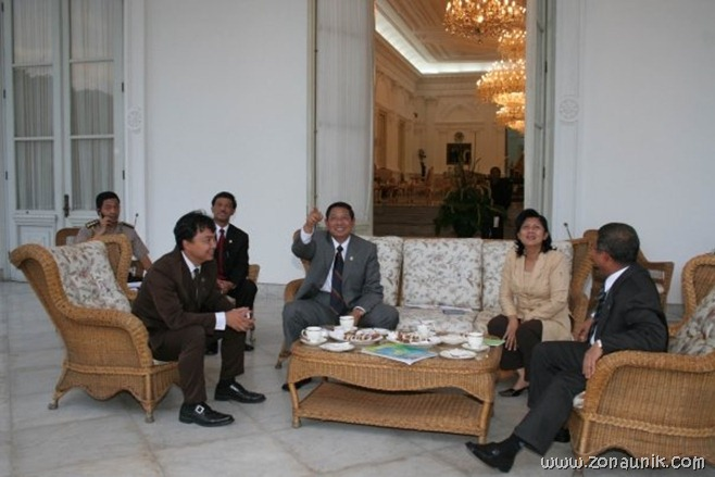 foto keseharian Presiden Indonesia Susilo Bambang Yudhoyono (47)