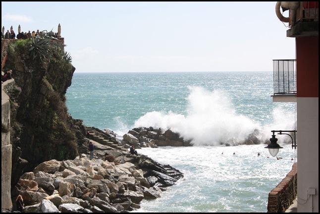 Riomaggiore Marina, Itay
