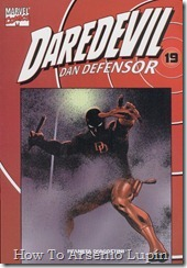 P00019 - Daredevil - Coleccionable #19 (de 25)