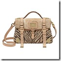 Mulberry Travel Day Bag Natural Mixed Printed Leather