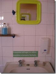 Medidas de redução do consumo de água