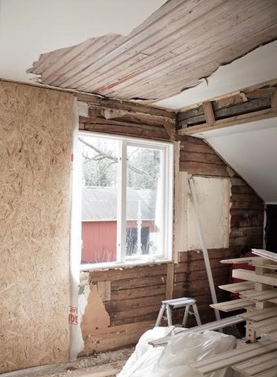 02. Spänna tak och vägg