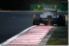 Hamilton conquista la pole del gran premio d'Ungheria 2013
