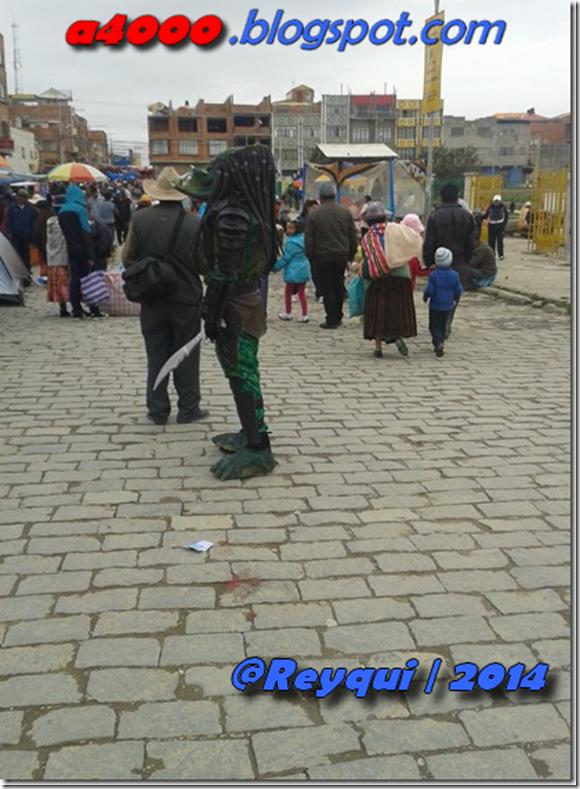 Curiosidades de El Alto, Bolivia