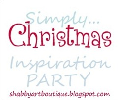 Simply Christmas Inspiration Party