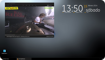 el desktop con xfce2