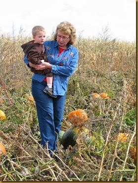 2013-10-08 Fall Visit from Grandma, Granpa and Uncle Jared 005