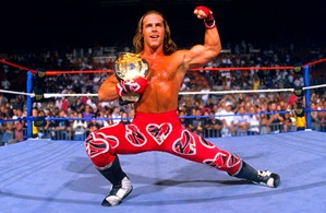 Shawn Michaels HBK WWF champion