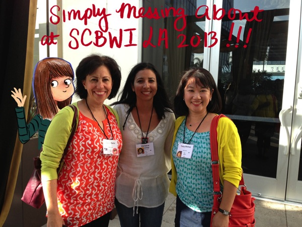 SimplyMessingAbout SCBWILA2013