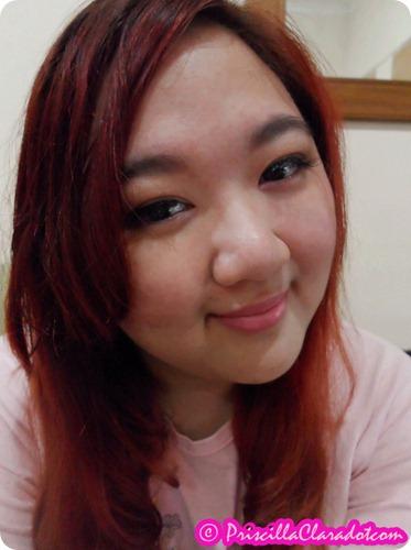 Priscilla review Too Cool For School lip crayon3