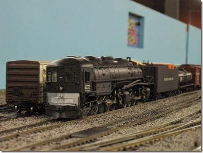 IMG_1045 LK&R Layout at GWAATS in Portland, OR on February 19, 2006