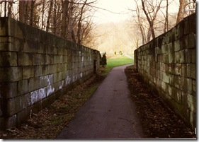 Erie Extension Canal Lock in Sharpsville, PA (Click any photo to Enlarge)