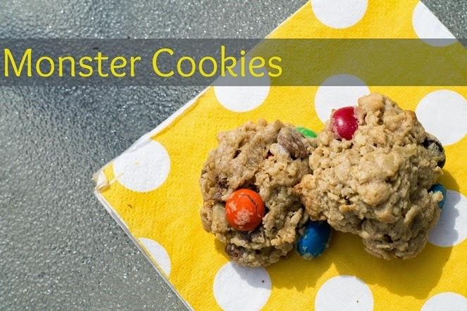 Monster Cookies (4)