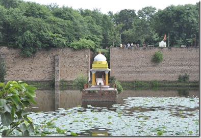 gwalior 084 palais bains Man Singh