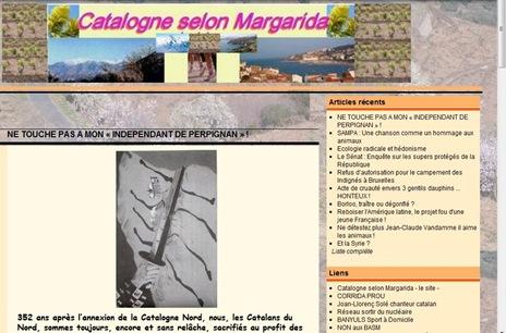Catalonha segon Margarida