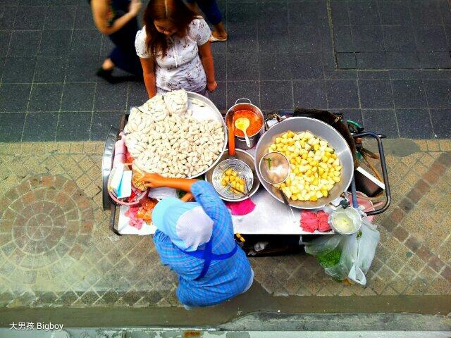 Silom大街