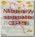 Mapa y soporte GPS - Ruta Cabezo Pequeño del Estaño