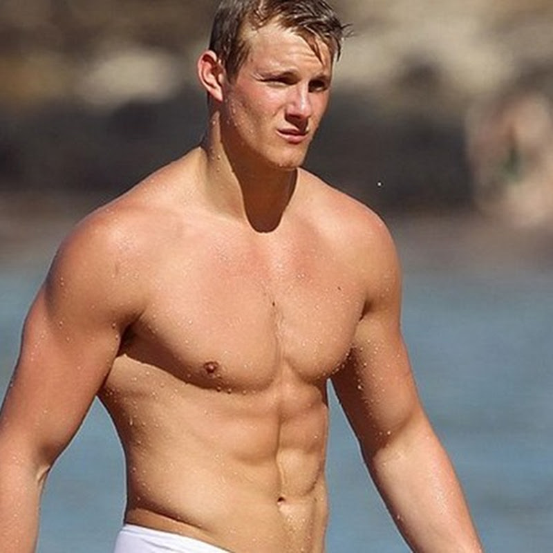 "Alexander Ludwig, from ""Hunger Games"" to ""Grown Ups 2"""