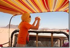 Oporrak 2011 - Jordania ,-  Wadi Rum, 22 de Septiembre  33