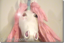 Unicorn Taxidermy tumbnail