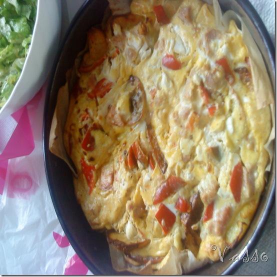 seljačka omlet sa krompirima5
