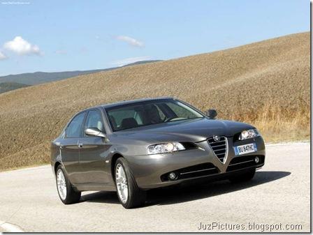 Alfa Romeo 166 (2004)6