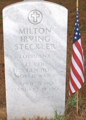 Milton Irving Steckler