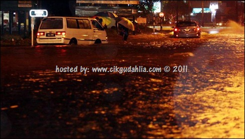 kuantan banjir