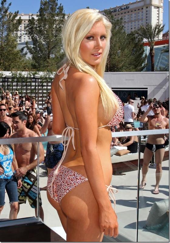sexy heidi montag bikini 5